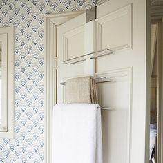 Oxo Good Grips Over The Door Towel Rack From Lakeland
