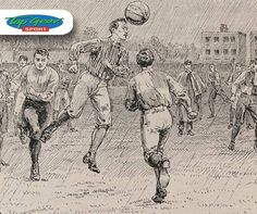 #ThrowbackThursday: The contemporary history of the world's favourite game spans more than 100 years. It all began in 1863 in England, when rugby football and association football branched off on their different courses and the Football Association in England was formed. #TopGearSport