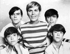 THE COWSILLS/BARBRA,  PAUL, BILLY, JOHN AND BARRY