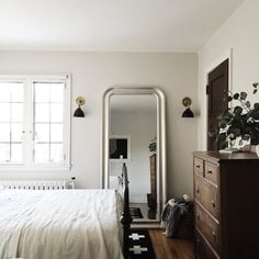 witanddelight: We finally replaced our old sconces with these...