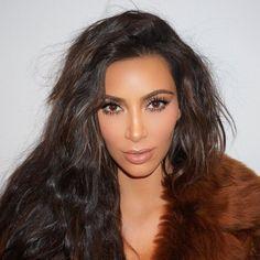 makeupbyariel: K I M Hair: @cesar4styles Makeup: @makeupbyariel #makeupbyariel X #kimkardashian