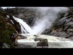 Cascada de Ezaro, en Dumbría, en su máximo esplendor #CostadaMorte