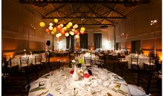 Wedding Venue Cavallo Point Callippe Ballroom Lanterns Floor Decor
