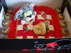 Tom and Jerry tart