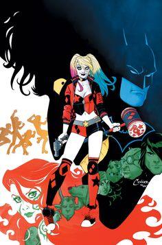 Harley Quinn by Amanda Conne