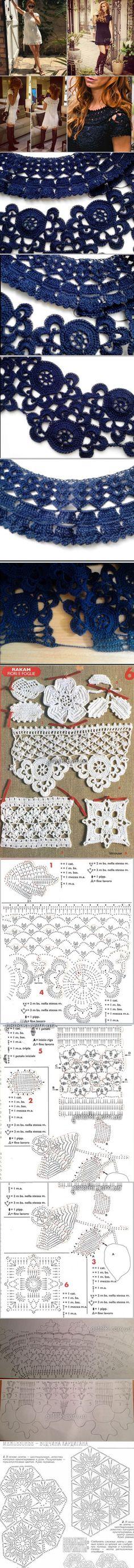 1566 mejores imágenes de Crochet School en 2019 | Yarns, Crochet ...