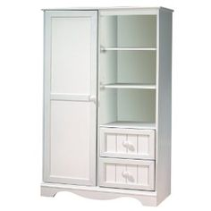 South Shore Furniture, Door Chest, Pure White --- http://bizz.mx/j45