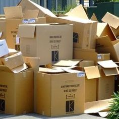 Cardboard Boxes as Kid Activities -- Keeping Them Busy!