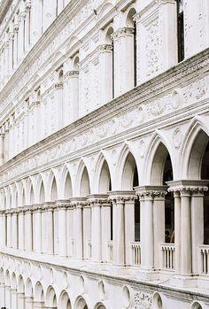 Dozens of arches