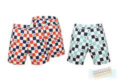 VANS × SD Checker Shorts