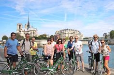 Hidden Paris: Day Bike Tour Experience Paris charming back streets, local neighborhoods and amazing monuments as you cruise leisurely through the city of lights. Perfect for all ages and fitness levels, this bike tour is a fantastic orientation to Parisian culture and local secrets. Discover areas like the Marais, Bastille , Seine riversides, the Latin Quarter and secret passageways.You will cycle through the city of lights, learn the history and unknown stories, ride through ...