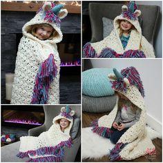 Magical Baby: Unicorn blanket Crochet Pattern - Crochet Pattern ...