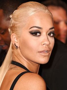 How to Re-create Rita Ora's Stunning Smoky Eyes | allure.com