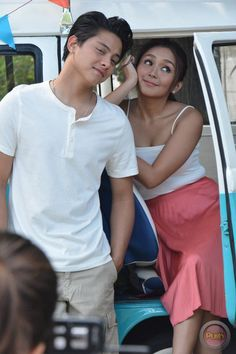 1 - Kathniel's Pictorial BTS for Can't Help Falling In Love - Push.com.ph