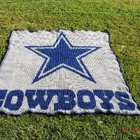 Crocheting : Cowboys