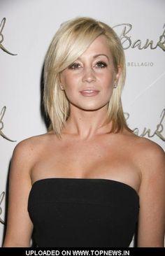 Kellie Pickler mid length bob. If I ever got brave.... I'd cut my hair like this.