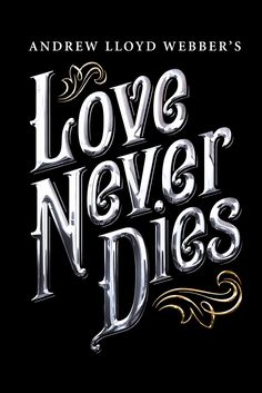 Someday I'll see all the Broadway shows I love, and have posters of them in my recreation room... :) Love Never Dies, of course.