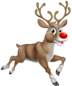 Cute Reindeer Wallpaper Rudy