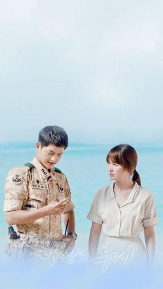 Descendants of the Sun-Korean Drama_Song Joong-ki x Song