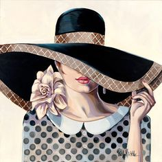 Style Right Giclée Print on Canvas