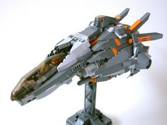 LEGO Spaceship. Wicked!