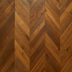 Rustic Herringbone Parquet Hardwood Flooring - if I HAD to do parquet, this is how I would do it.