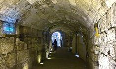 Tour underground di Gersualemme #oltreogniaspettativa #viaggi