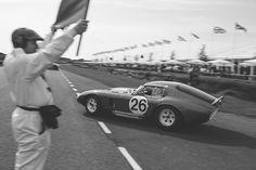 Goodwood - Gallery: Shelby Daytona Coupes unite on track