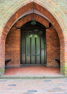 William Morris's House. Red House, Bexleyheath, London