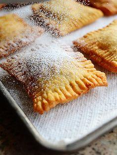 Blueberry Hand Pies Recipe by King Arthur Flour | Maypurr