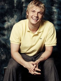 Nick Carter wearing my favorite color :-) Backstreet's Back, Boy Music, Nick Carter, Hottest Male Celebrities, Love Me Forever, Backstreet Boys, Beautiful Smile, Beautiful People, 90s Kids