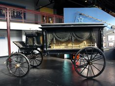 Horse Drawn Hearse | Flickr - Photo Sharing!