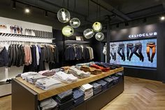 CELIOCLUB Flagship Store by Agence Costa, Paris – France » Retail Design Blog