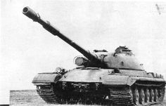Heavy tank Object 770 (1957) / czołg ciężki Obiekt 770 (1957 rok)