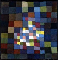 Paul Klee - Floreciente