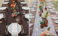 Natural Wood Wedding Tables » Alexan Events | Denver Wedding Planners, Colorado Wedding and Event Planning