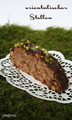 junifaden: Post aus meiner Küche #4 - Teil 2 mit Kürbis-Bratapfel-Konfitüre, orientalischem Stollen und Chai-Teemischung