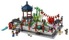 LEGO Spring Lantern Festival (80107) - hero shot