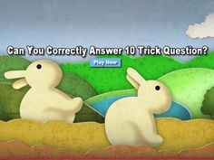 Can You Correctly Answer 10 Tricky Questions? Challenge your brain with these 10 tricky questions! Try the quiz and see how many you get correct, good luck! Fun Online Quizzes, Fun Quizzes To Take, Random Quizzes, Weird Facts, Fun Facts, Riddles To Solve, Trick Questions, Quiz Me, Personality Quizzes