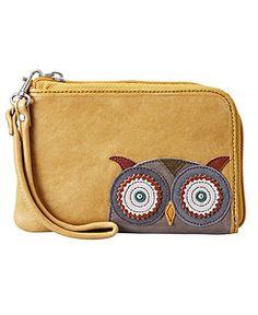 Fossil Handbag, Ruby Wristlet