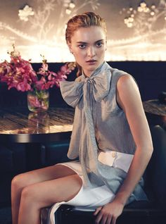 postcards from hong kong: claudia wilkinson by nicole bentley for marie claire australia january 2015