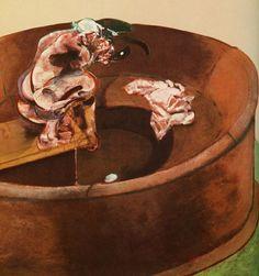 とろとろのフランシス・ベイコンの肉塊 - すそ洗い