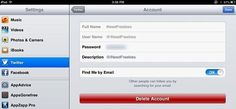 How to Sign Out of the Twitter App in iPad [Quick Tips]
