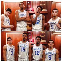 Bright for the... Duke Blue Devils Basketball 2014 15 ...