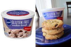 Pillsbury Gluten Free Dough - Chocolate Chip Cookies Dairy Free