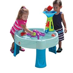 Step2 Octopus Spinner Water Table Playset Step2 http://www.amazon.com/dp/B010TFDBLU/ref=cm_sw_r_pi_dp_Q2S4wb1ST1NWE