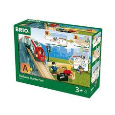 BRIO 33773 - Circuito tren con vagones, railes y montañas. +3 años, IndalChess.com Tienda de juguetes online y juegos de jardin