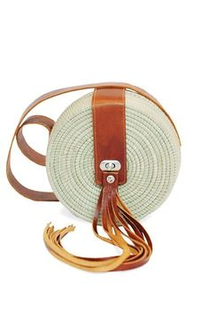 Handbags - Search for handbags in any color, material or silhouettes Summer Handbags, Straw Handbags, Festival Fashion, Festival Style, Tomboy Chic, Boho Bags, City Chic, London Fashion, Saddle Bags
