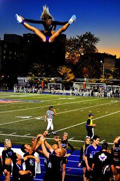 amazing basket toss #cheer #cheerleading #cheerleader