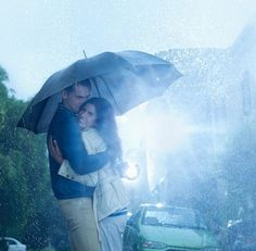 You know you've found your soulmate when you feel happy for no reason. Quest for soulmate at www.gowedlock.com ♥ #gowedlock #quest #for #love #be #happy #forever #enjoy #romantic #rain #with #your #soulmate